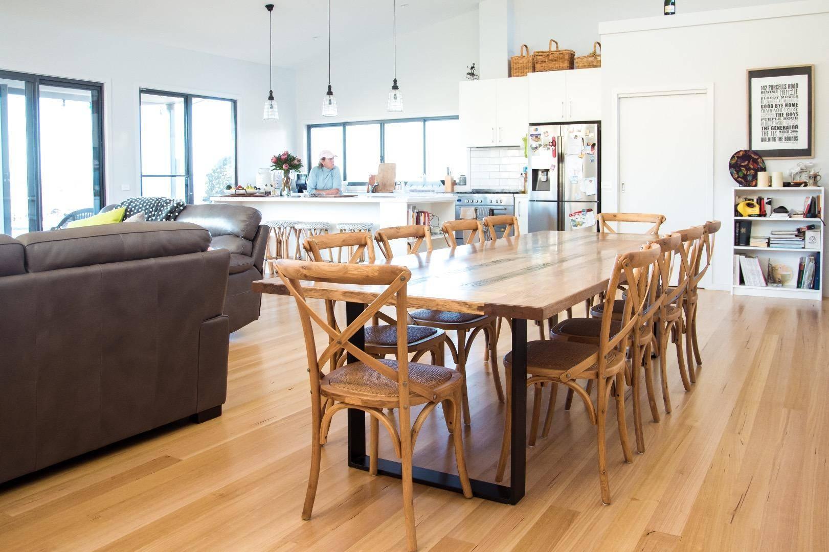 Recyled Timber Tables Melnourne
