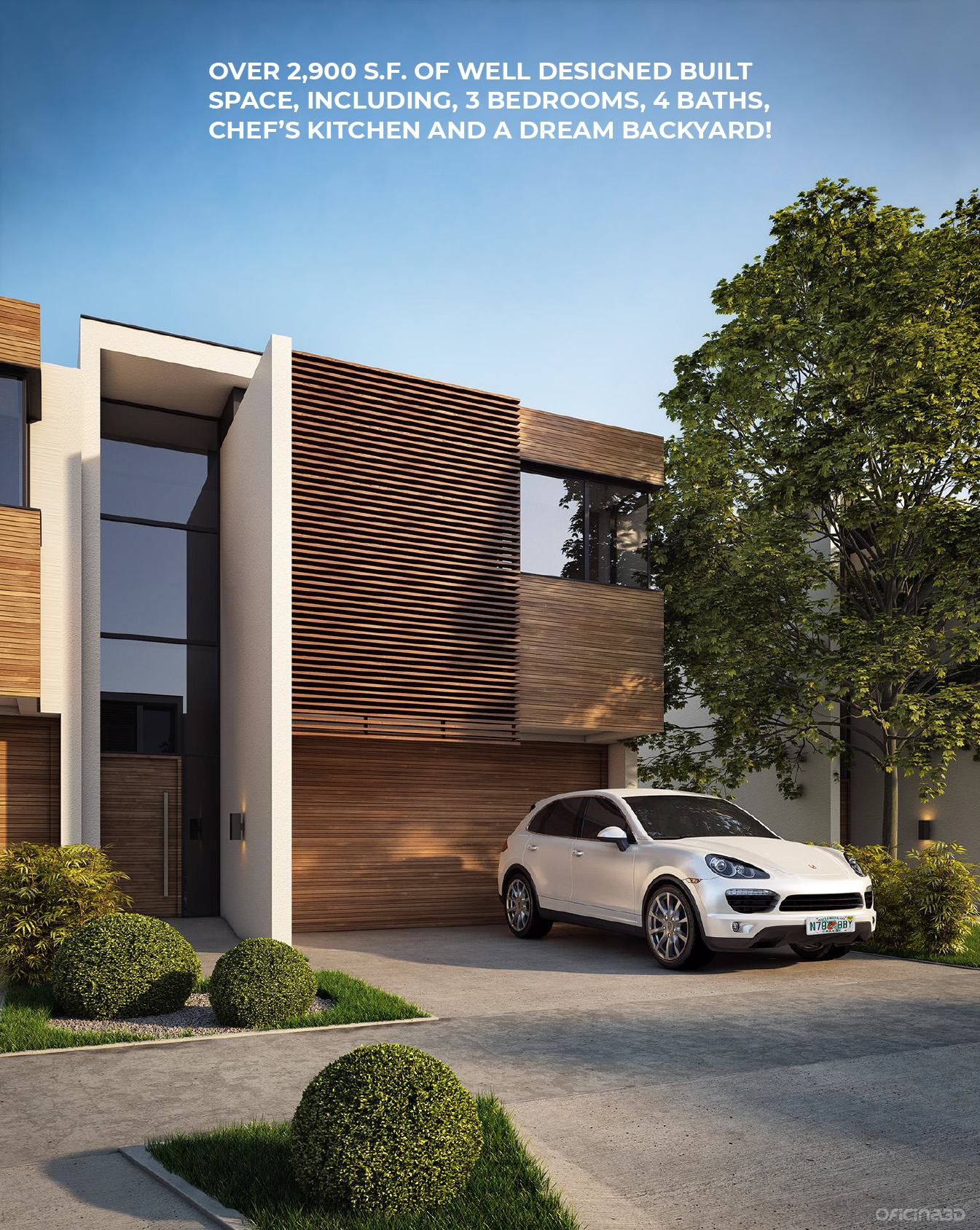 skyview image of Inspiration Modern Living