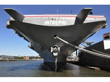 6 VIP Tickets to the Intrepid Museum