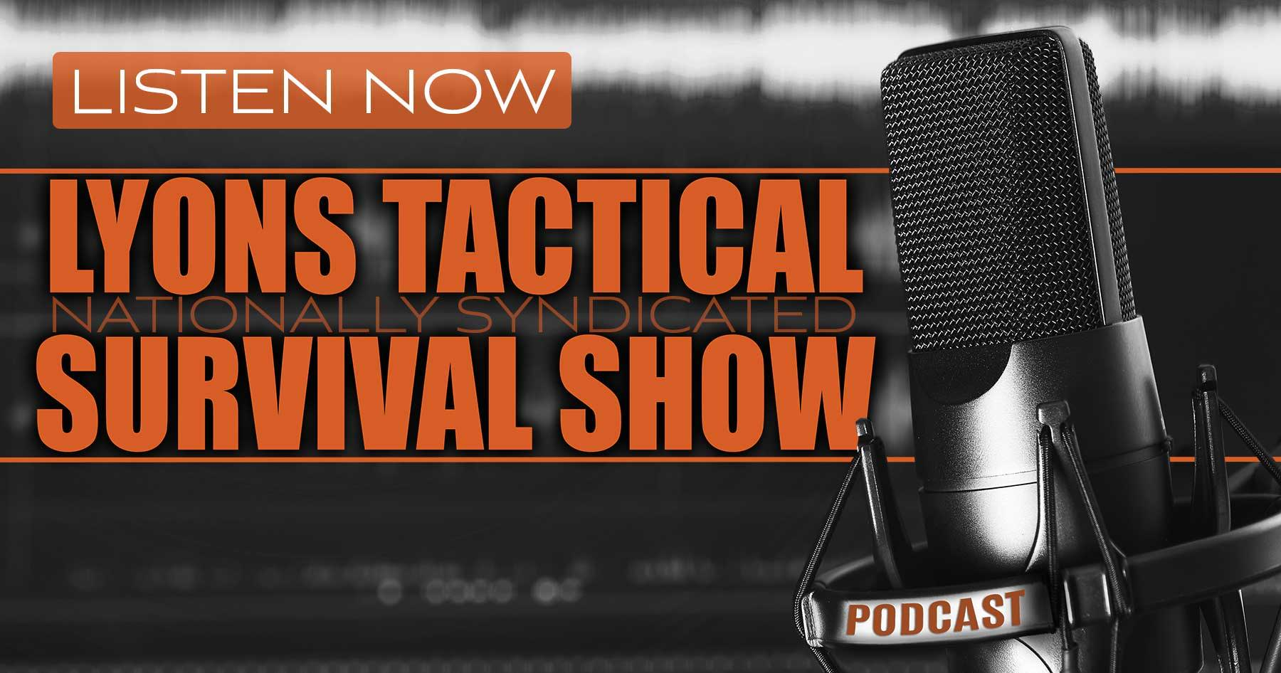 LYONS TACTICAL PODCAST LINK PAGE