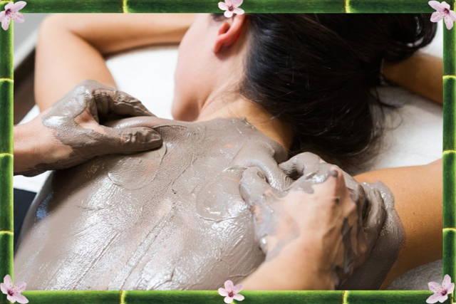 Mud Wrap Spa Service - Thai-Me Spa Hot Springs, AR