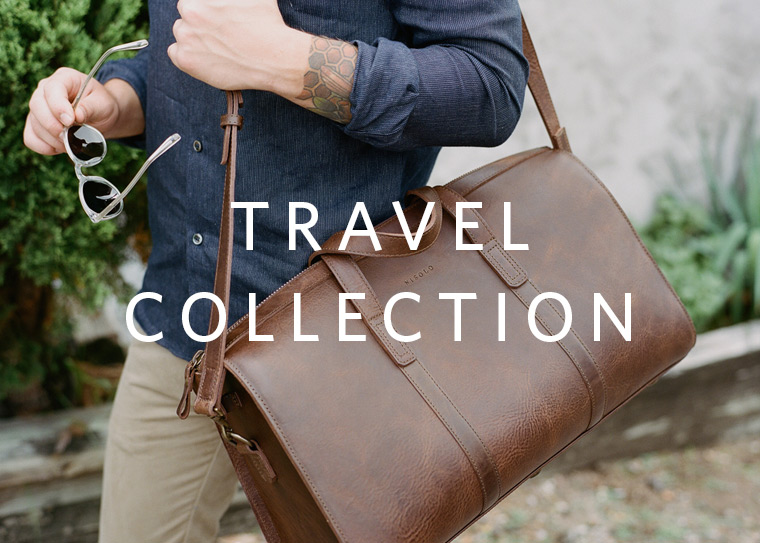 nisolo travel collection