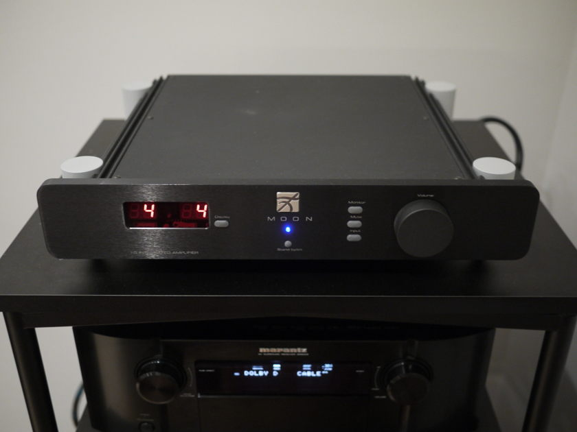 Simaudio Moon i-5 Integrated Amplifier (black face plate)