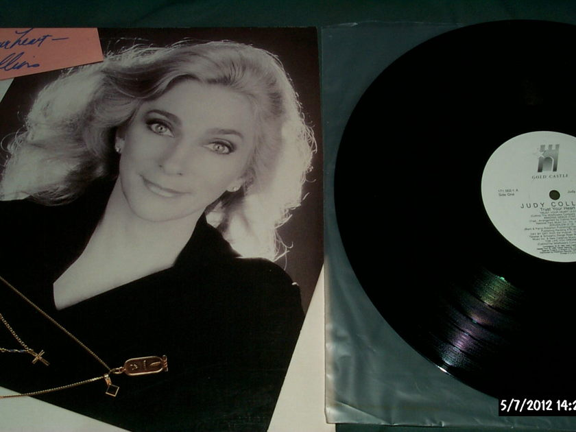 Judy Collins - Trust  Your Heart LP NM