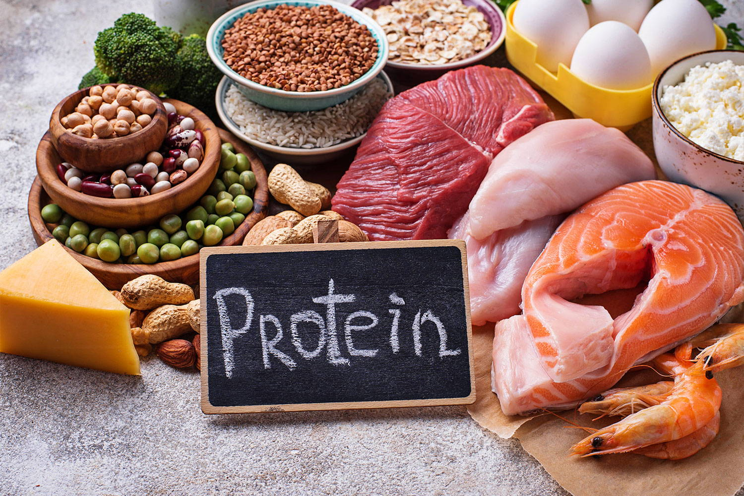 Protein and Weight Loss: More Protein May Be Better