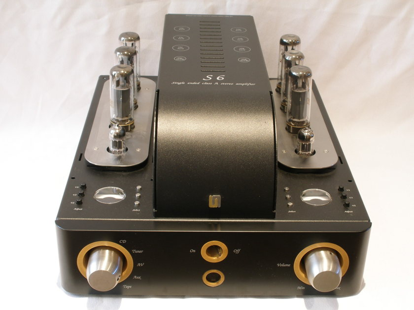 Unison Research S6 MKII EL-34 Tube Integrated Amp