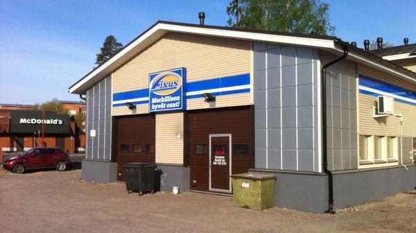 Korjaamo Kivistö Tmi, Järvenpää