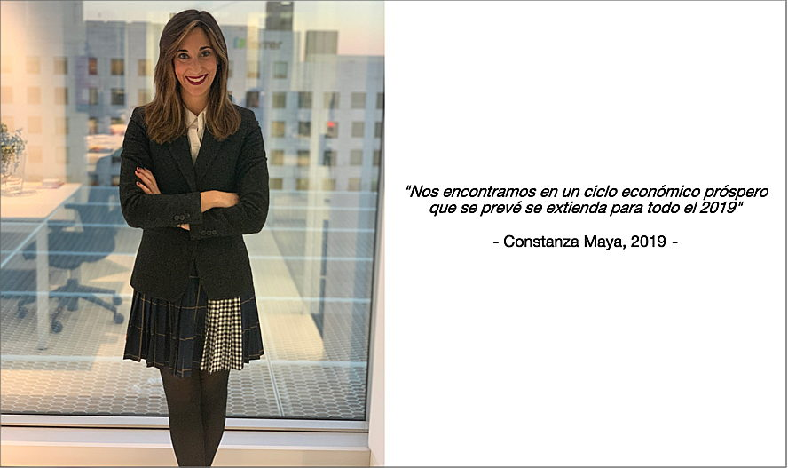 Portugal - Constanza Maya, Head of Operations, Expansion & Support