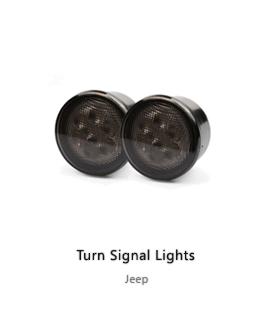 Jeep Turn Signals