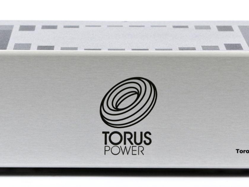TORUS POWER RM 15 CS (Silver) AC Conditioner: Mint Condition; Original Packaging Demo Unit; Full Warranty; 40% Off Retail