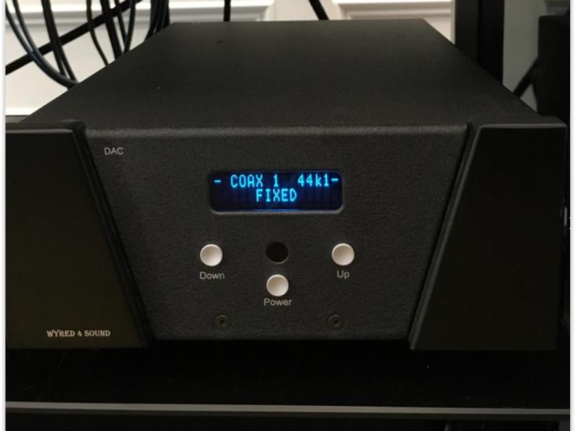 Wyred $ Sound DAC 2 in Black