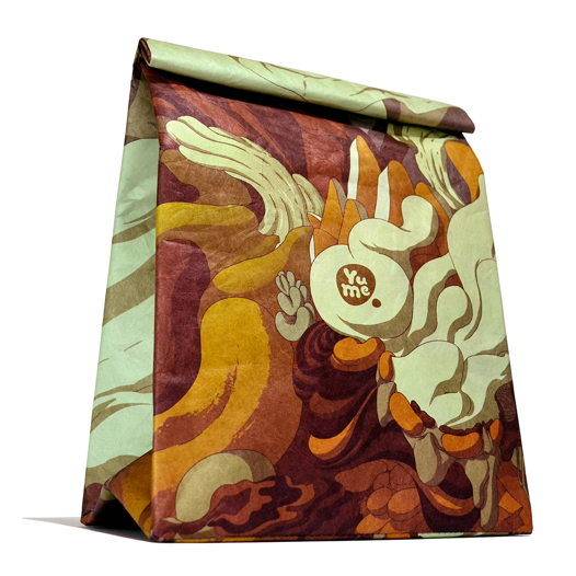 "Термо-сумка Youshi Lunch Bag ""Potpourri"" от YuMe"