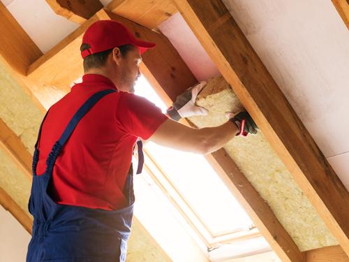Effektive Isolierung Fur Dachboden Und Wohnraume