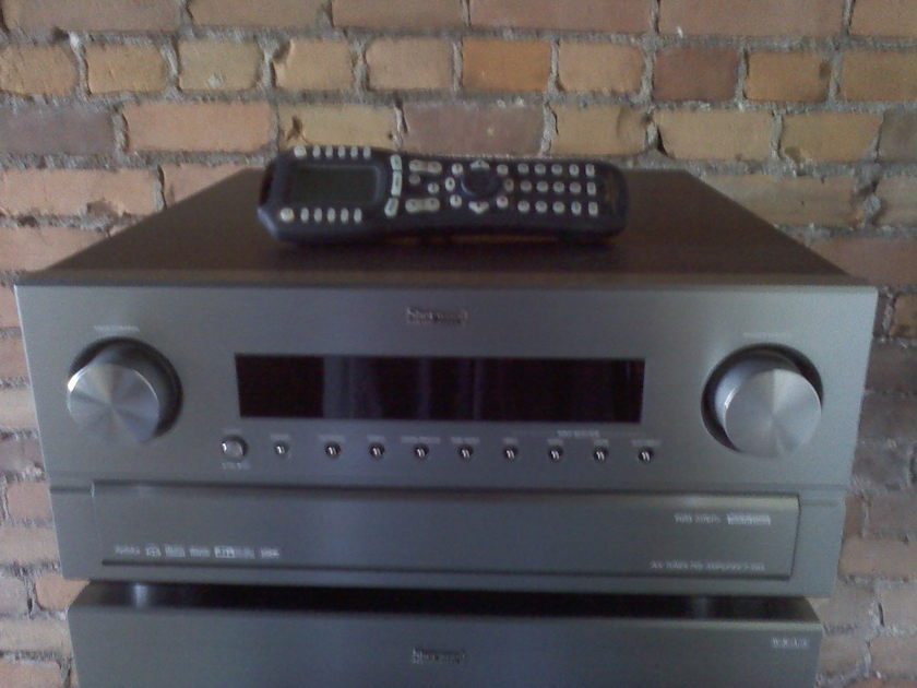Sherwood Newcastle Home Theater 965p preamplifier.