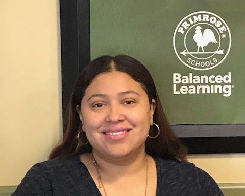 Mandy Mendoza , Toddler Teacher