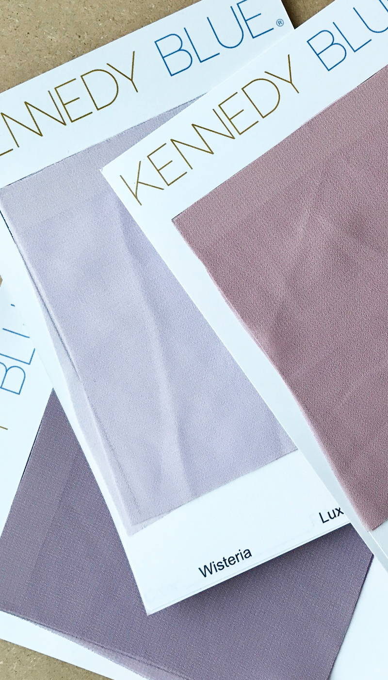 Order Kennedy Blue Swatches