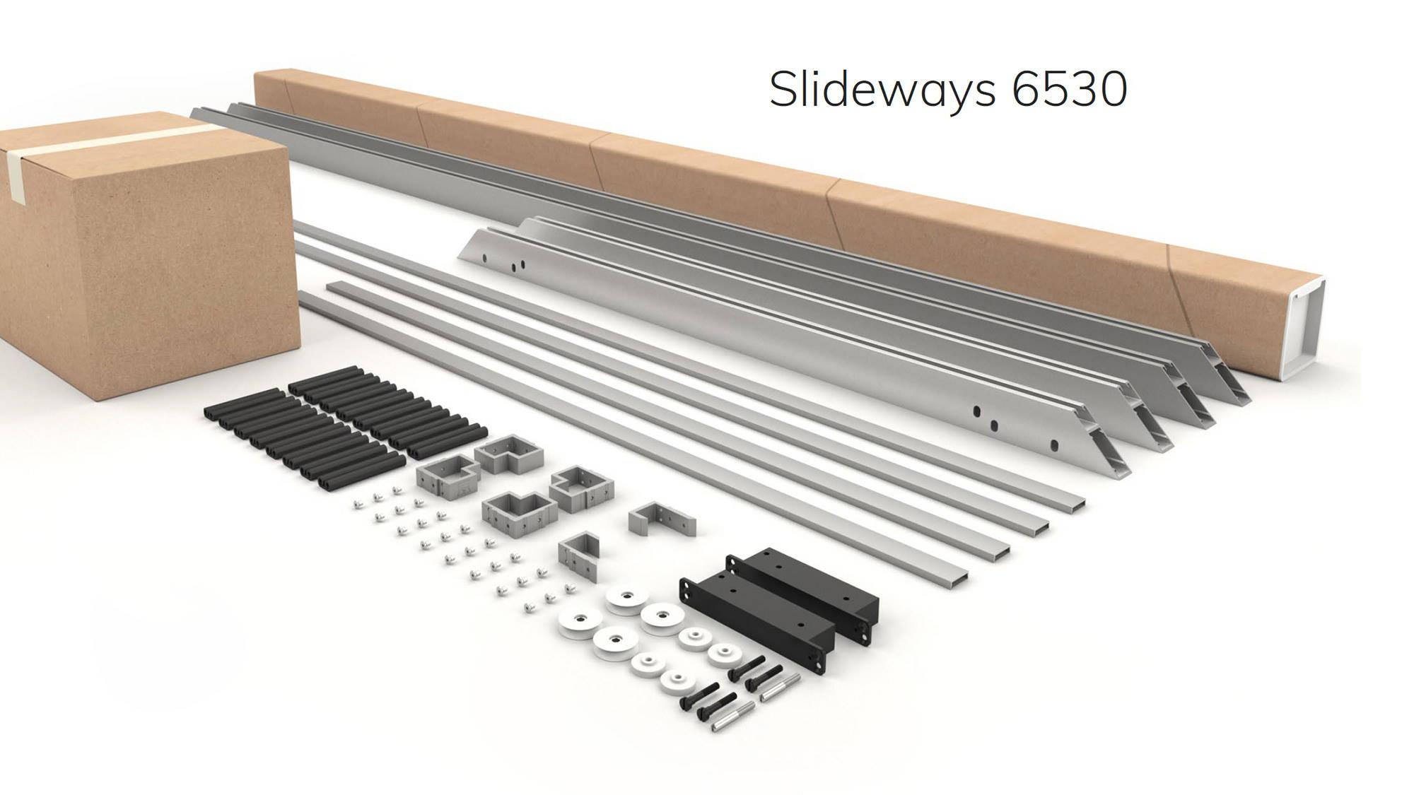 Slideways 6530 self-assembly kit