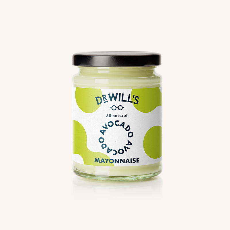 Shop Dr Will's All Natural Avocado Oil Mayonnaise