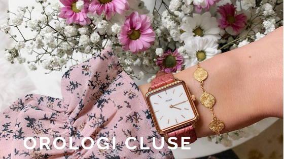 Orologi e gioielli Cluse