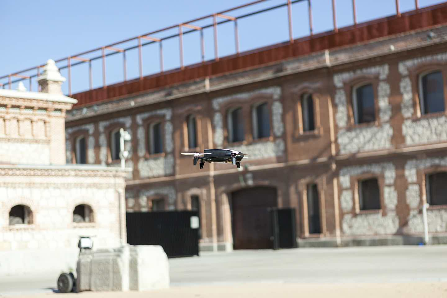 Madrid - Video dron para nuestras fincas más exclusivas