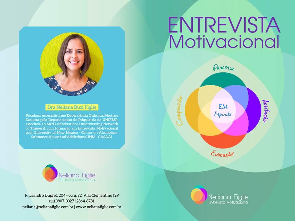 Aperfeiçoamento Entrevista Motivacional - Módulo Básico