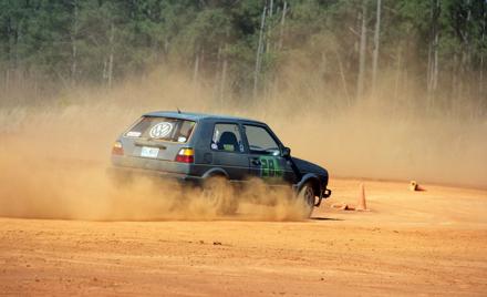 Middle GA SCCA RallyCross #9