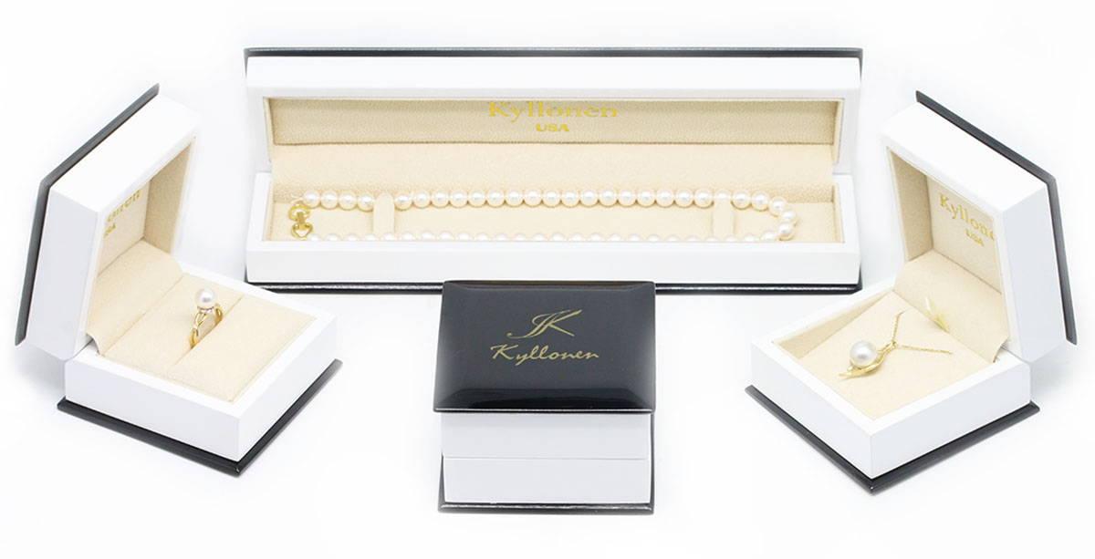 Kyllonen Jewelry Box