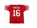 Joe Montana Signed Jersey