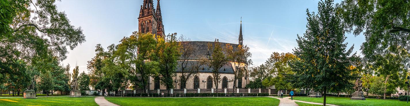 Обзорная экскурсия по Праге «Вышеград»
