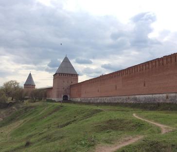 38 башен Смоленска – «ожерелья всея Руси»