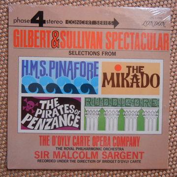 Gilbert & Sulivan Spectacular