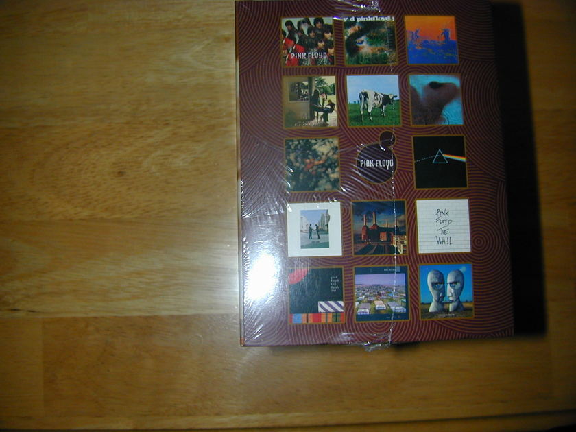 Pink Floyd - Oh, by the Way (Mini LP Replica) Box set