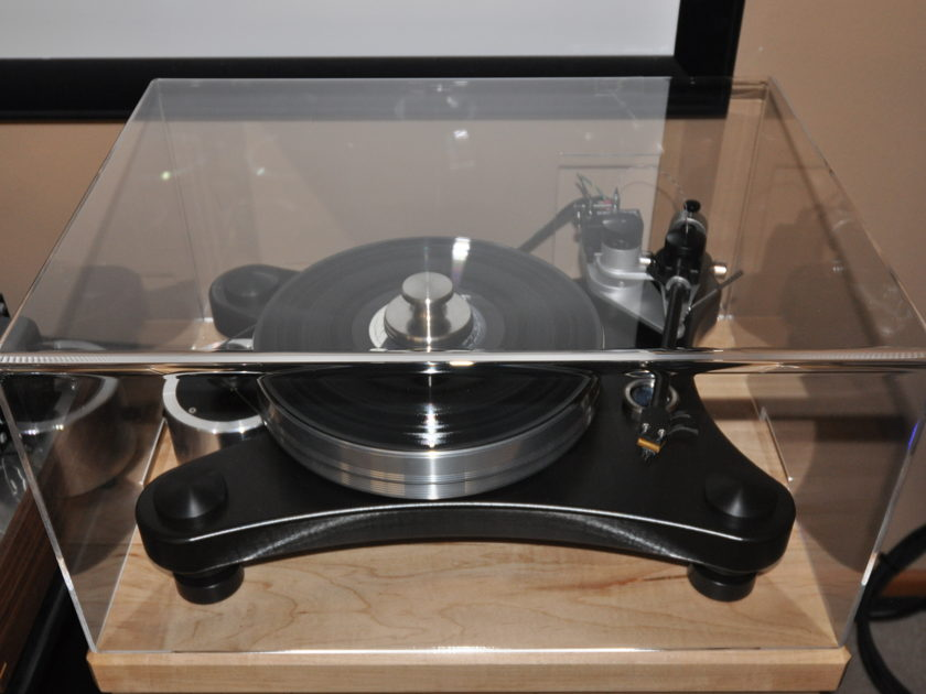 VPI Prime Dust Covers Table Top & 2  pc Hinged cover. FREE SHIPPING USA