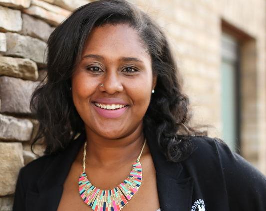 Ashley Bishop , Director of Admissions