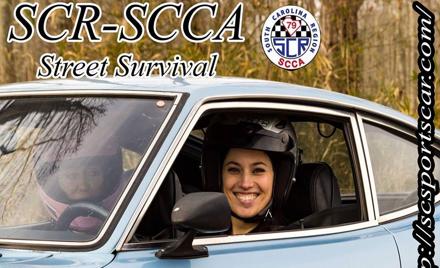Tirerack Street Survival - Instructor Registration