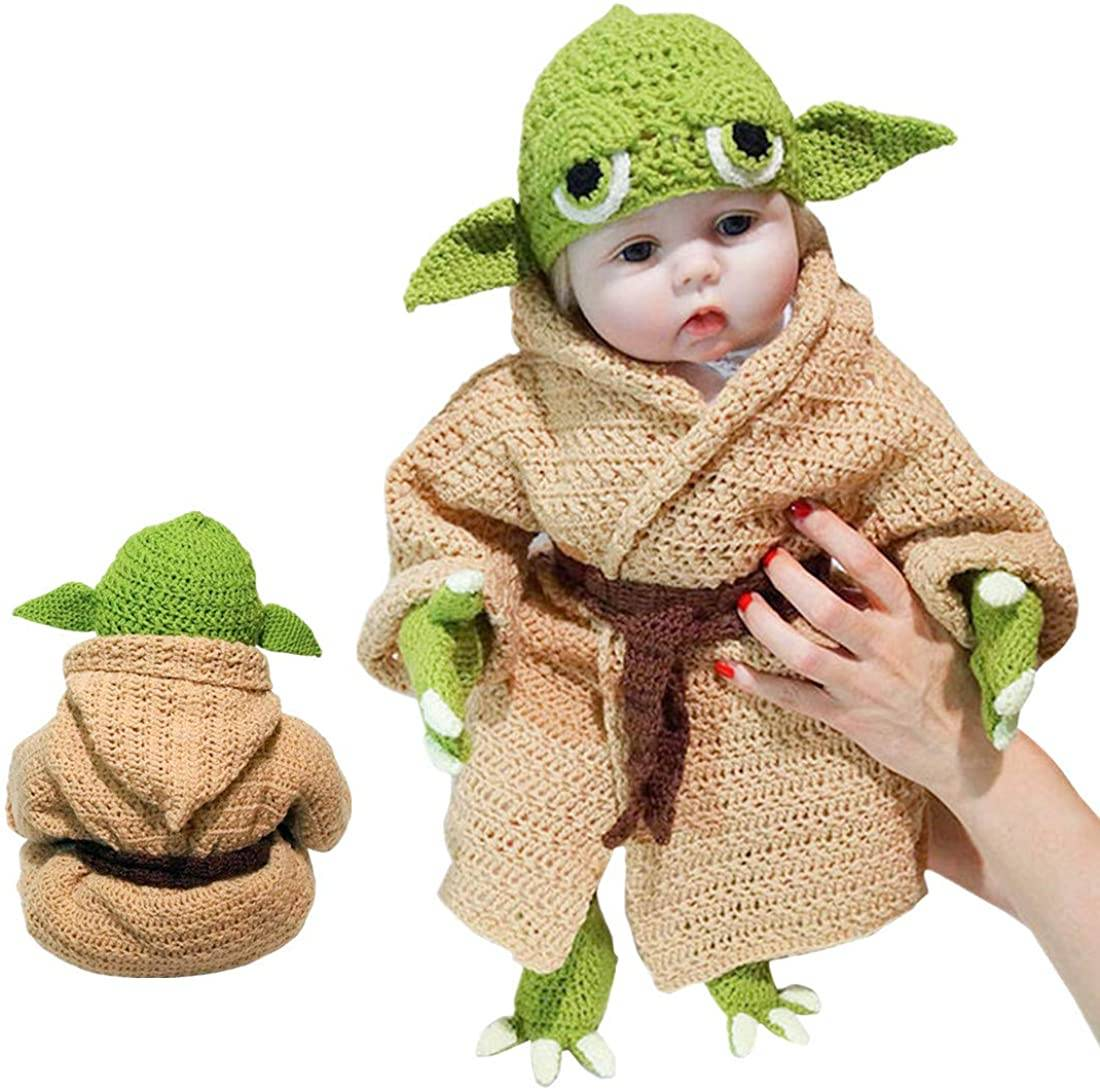 Baby Yoda outfit for Toddlers c