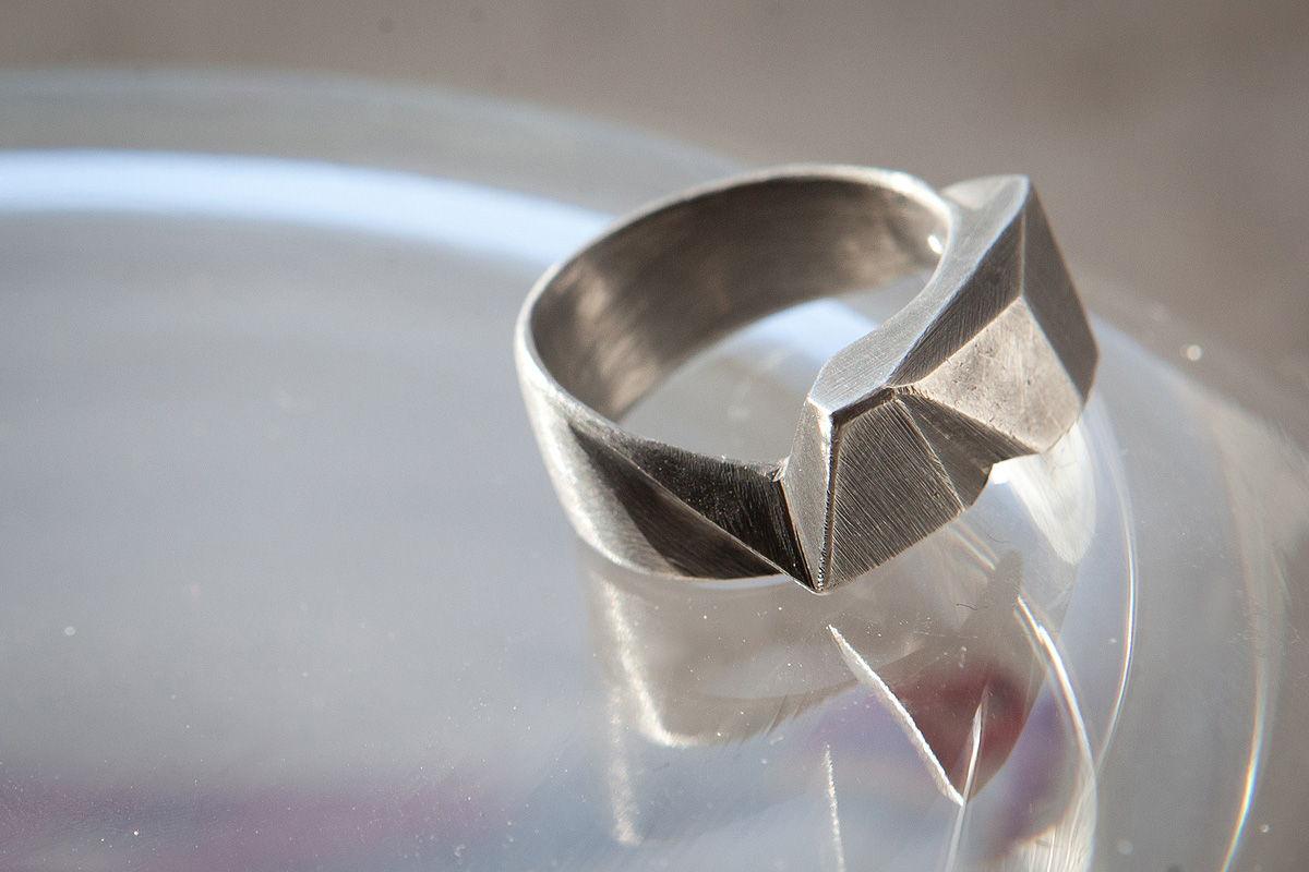 Кольцо Male M