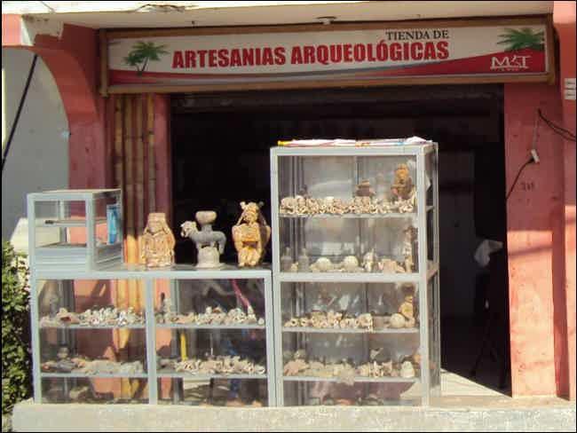 Artesanias Arqueologicas-Valdivia