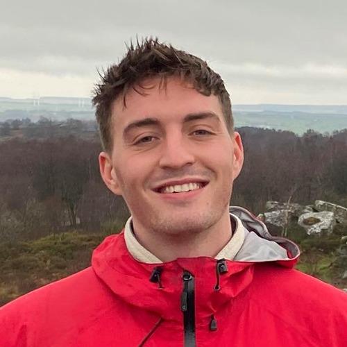 Connor   profile, outdoor