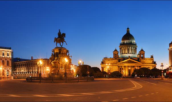 Индивидуальный тур по Петербургу