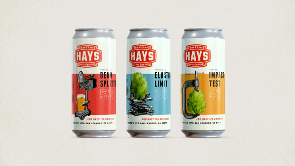 Drake's Brewing Co. - Hays IPA