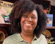 Ms. Sherese McCullough , Infant Assistant Teacher