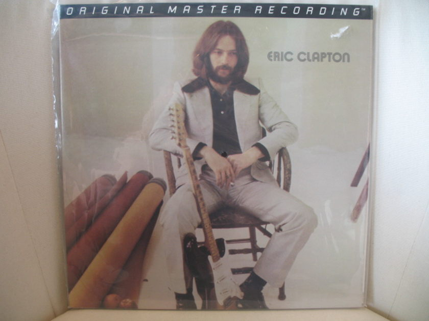 Eric Clapton - Self Titled MFSL 1-220>>>Still Sealed<<<