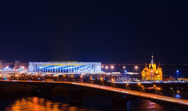 Вечерняя автобусно-пешеходная экскурсия по Нижнему Новгороду