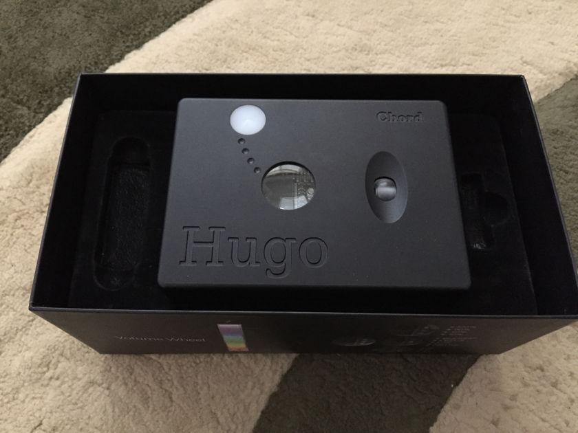 Chord Electronics Ltd. Hugo DAC / Headphone Amp