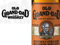 35-45 year old Old Grand-Dad Kentucky Straight Bourbon Whiskey