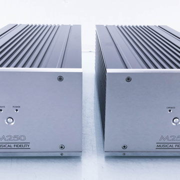 M250 Mono Power Amplifier