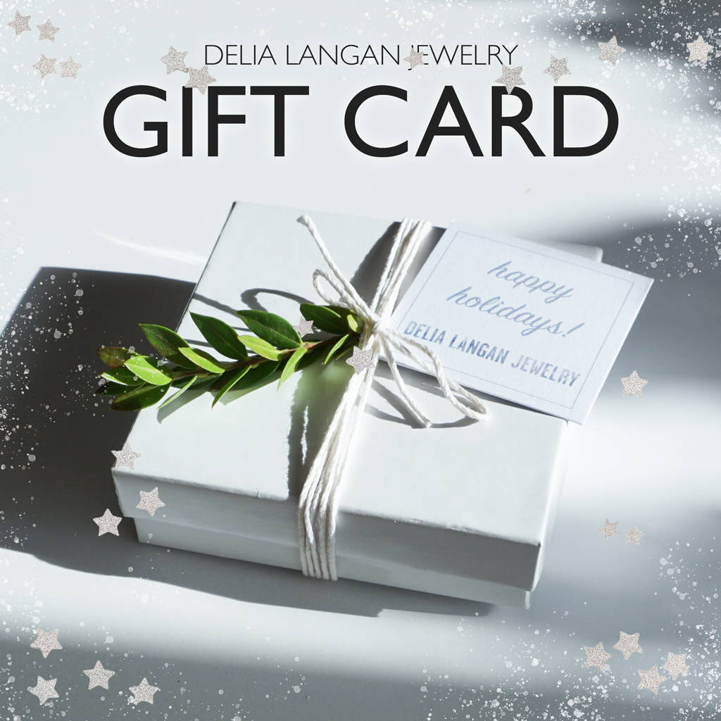 Delia Langan Jewelry Gift Cards
