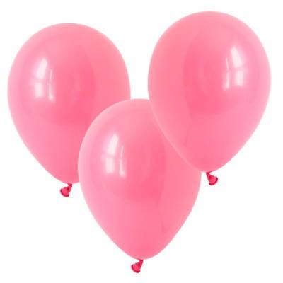 Hello Party Plain Biodegradable Latex Balloons