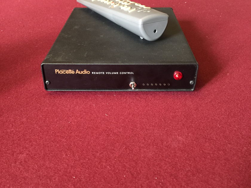 Placette Audio Remote Volume Control